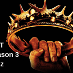 Game of thrones season 3 quiz