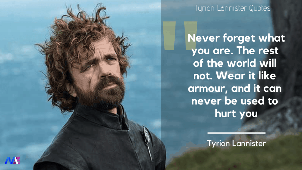Tyrion Lannister Quotes