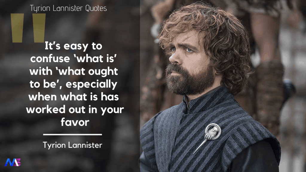 Tyrion Lannister Quotes 4