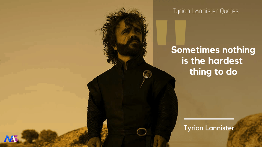 Tyrion Lannister Quotes 7