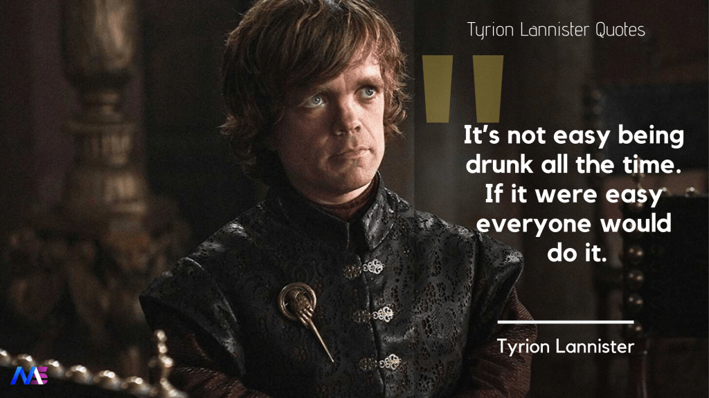 Tyrion Lannister Quotes 8