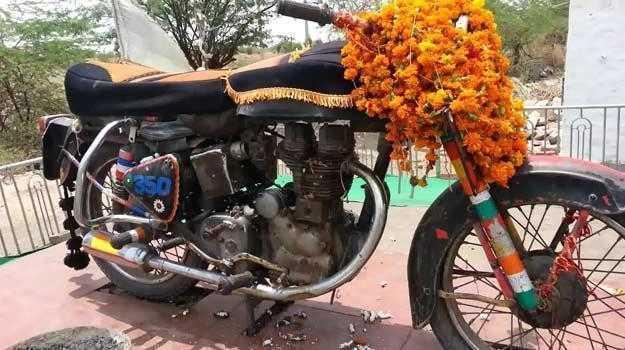 bullet bike mystery
