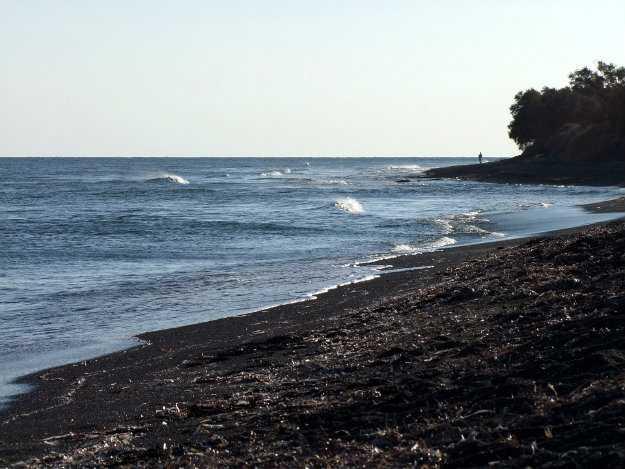dumas beach mystery