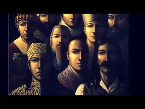 Nine Unknown men mystery