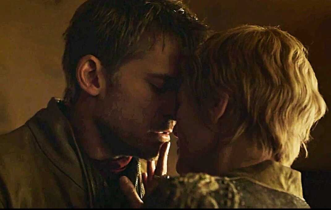 jamie and cersei