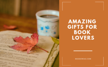 Amazing gifts for book lovers