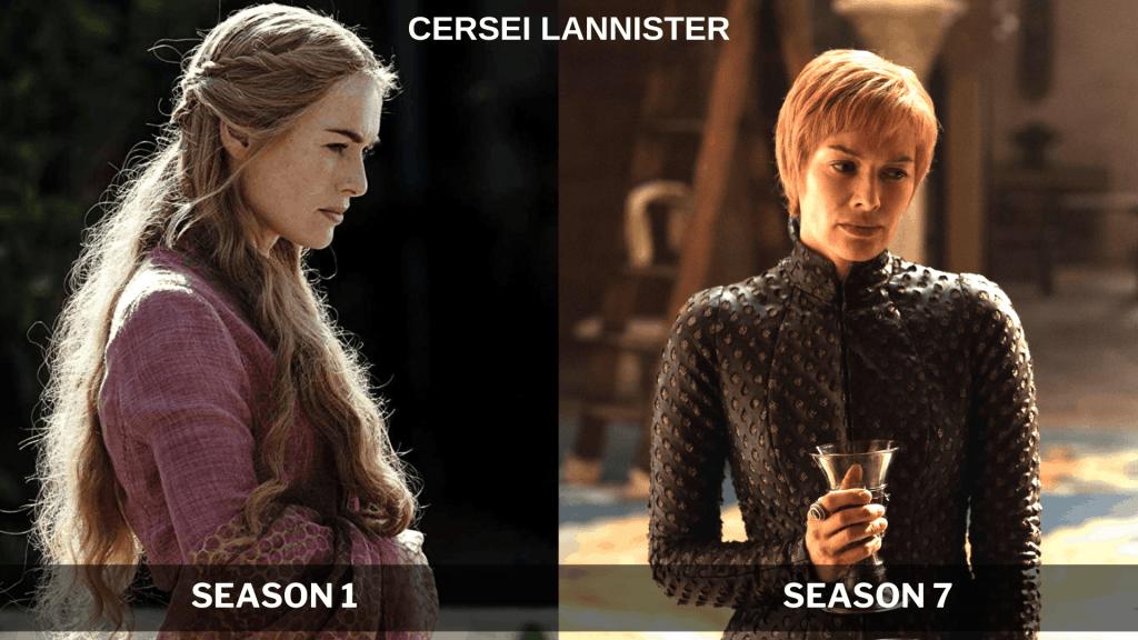 Cersie Lannister