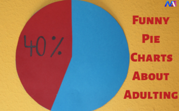 Funny Pie Charts About Adulting