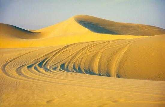10 Coldest Deserts Of The World For Your Next Summer Vacation