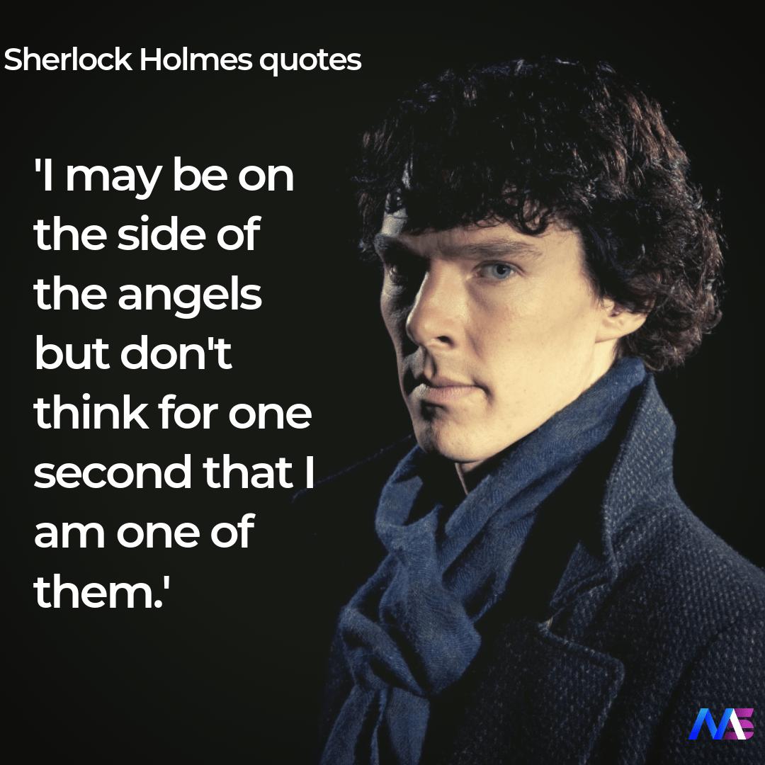 16 Brilliant Quotes from BBC's Sherlock - Moodswag