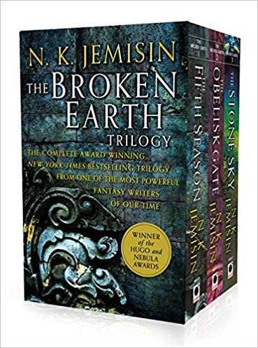 Broken Earth Series
