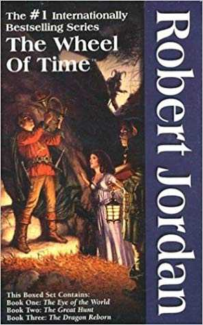 The wheel of times book