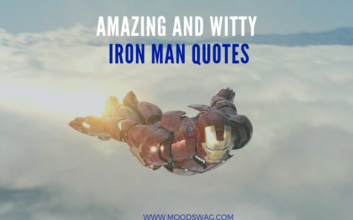 AMAZING AND WITTY IRON MAN QUOTES