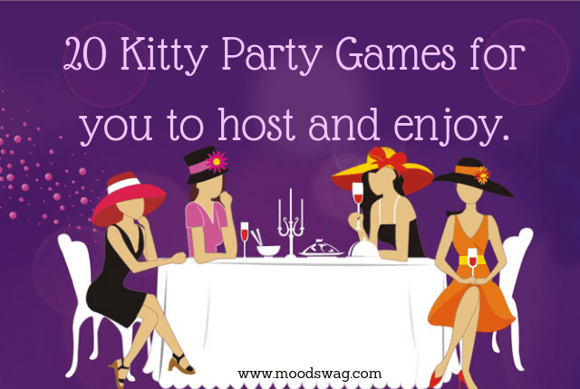 20 Best Indian Kitty Party Games For You to Host and Enjoy
