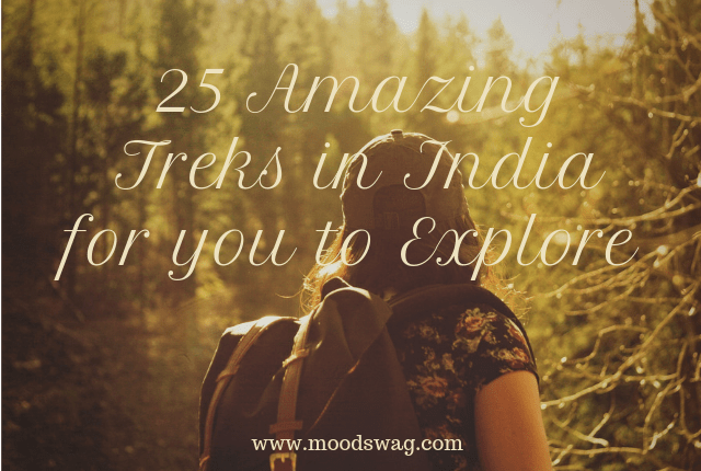 25 Amazing Treks in India for the People that Love Trekking