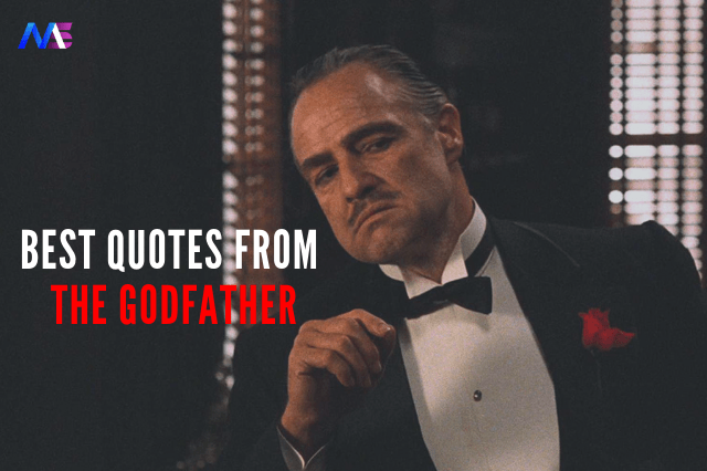 'The Godfather' quotes which are powerful and compelling