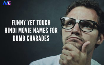 Funny yet Tough Hindi Movie Names for Dumb Charades