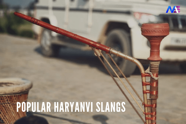 18 Popular Slangs that will up your Haryanvi Game Right Away