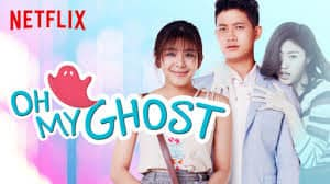 oh my ghost netflix drama poster