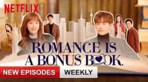 best netflix series roamnce is a bonus book