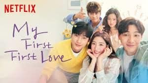 my first first love poster on netflix