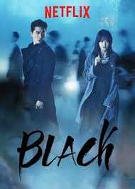 Korean drama Black poster