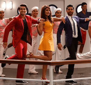Dil dhadakne do costumes