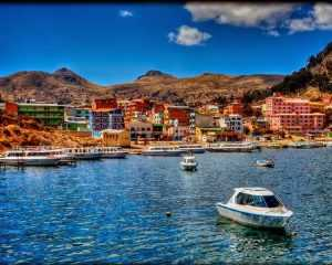 beautiful city of Bolivia