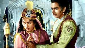 Mughal- E- Azam costumes