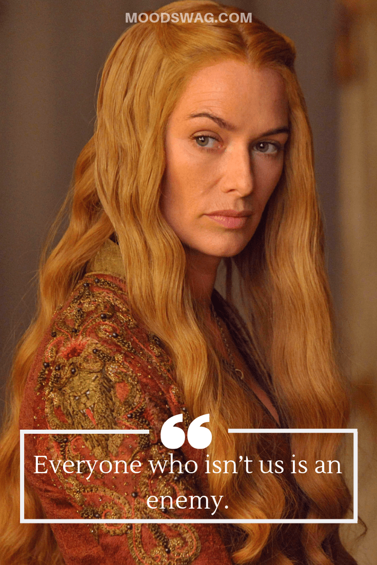 Badass Cersei Quotes Season 1