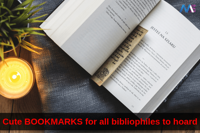 Book Lover? Check out These Awesome Bookmarks
