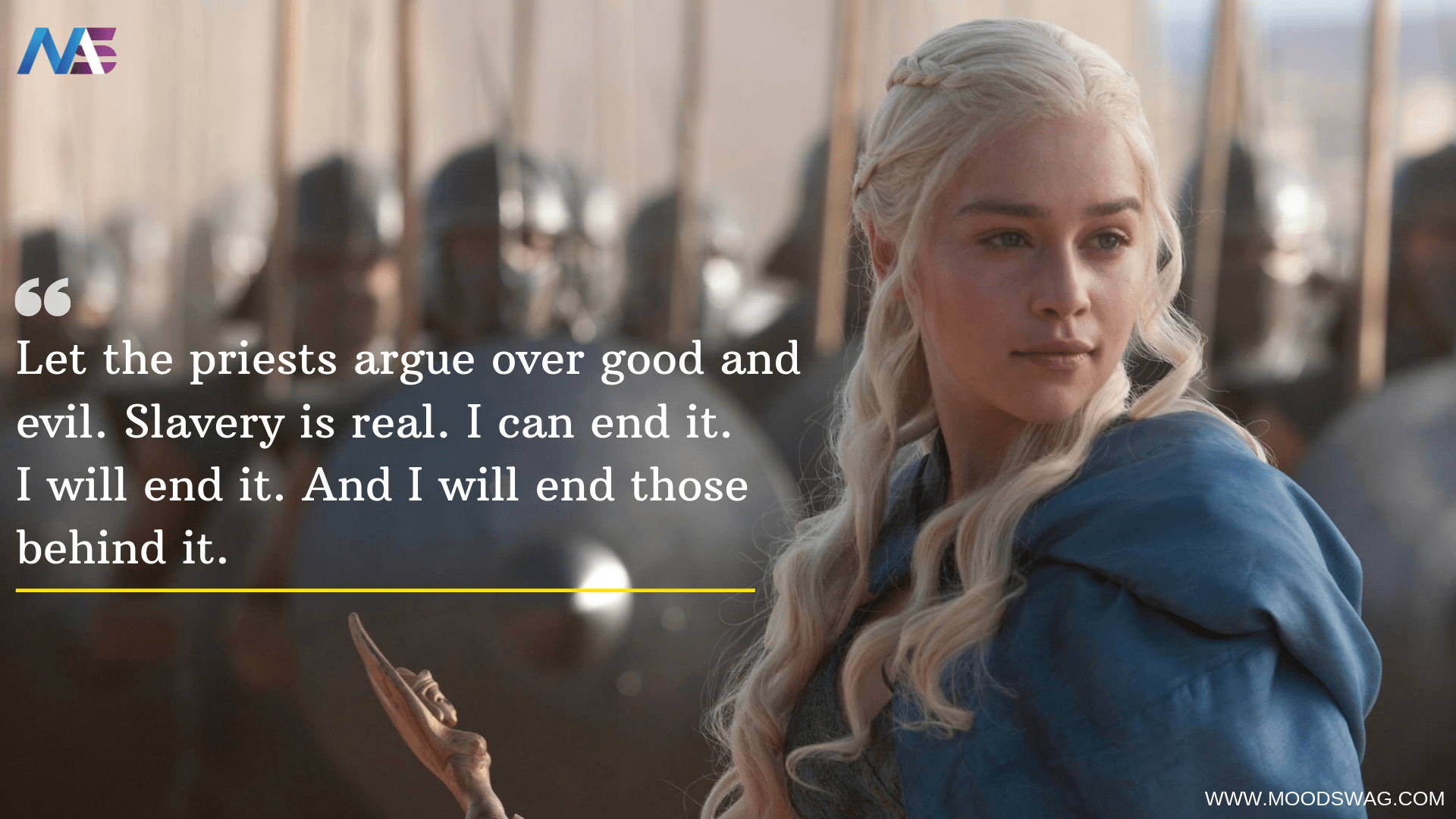 Daenerys Targaryen 11