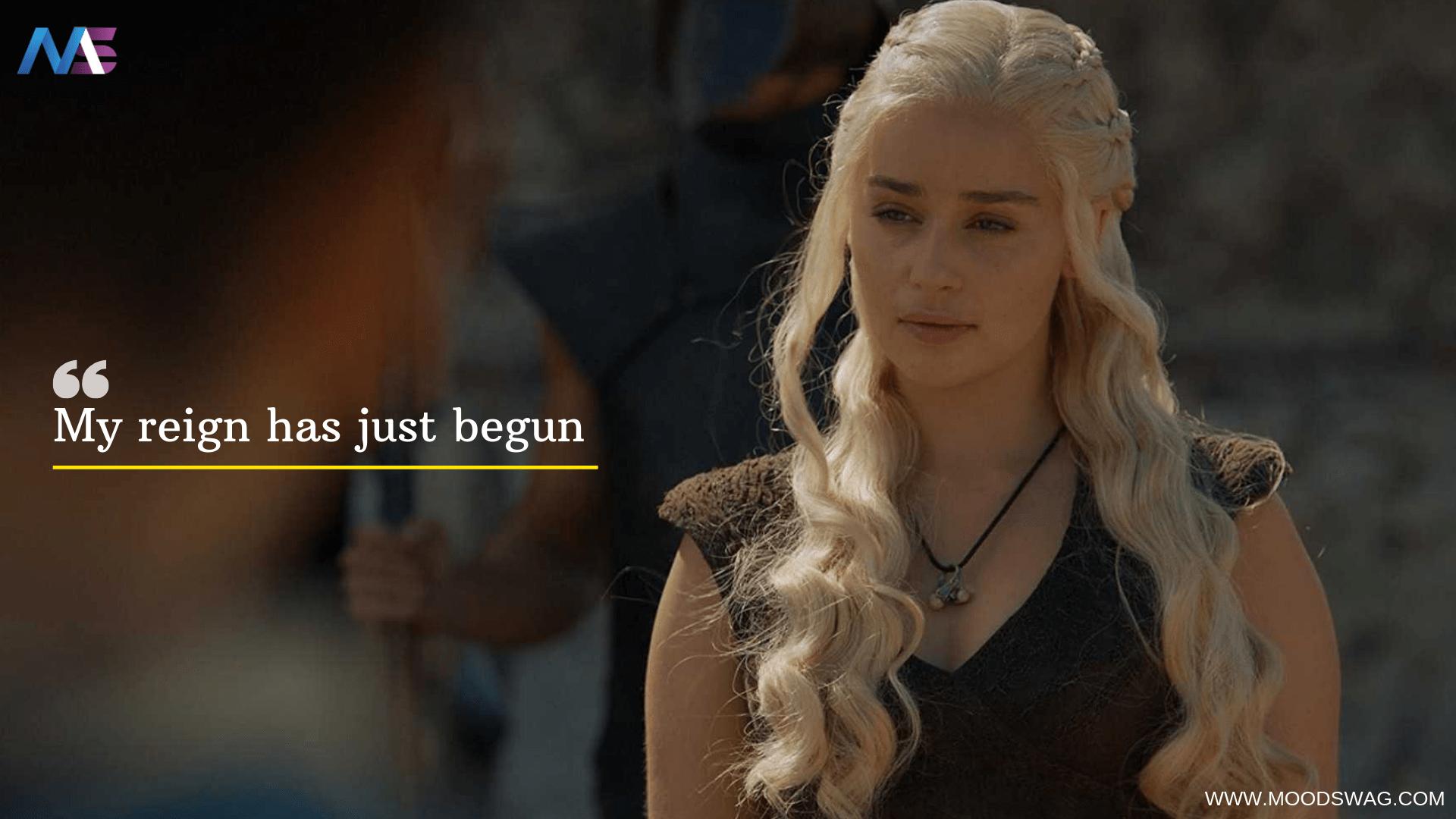 Daenerys Targaryen best quotes
