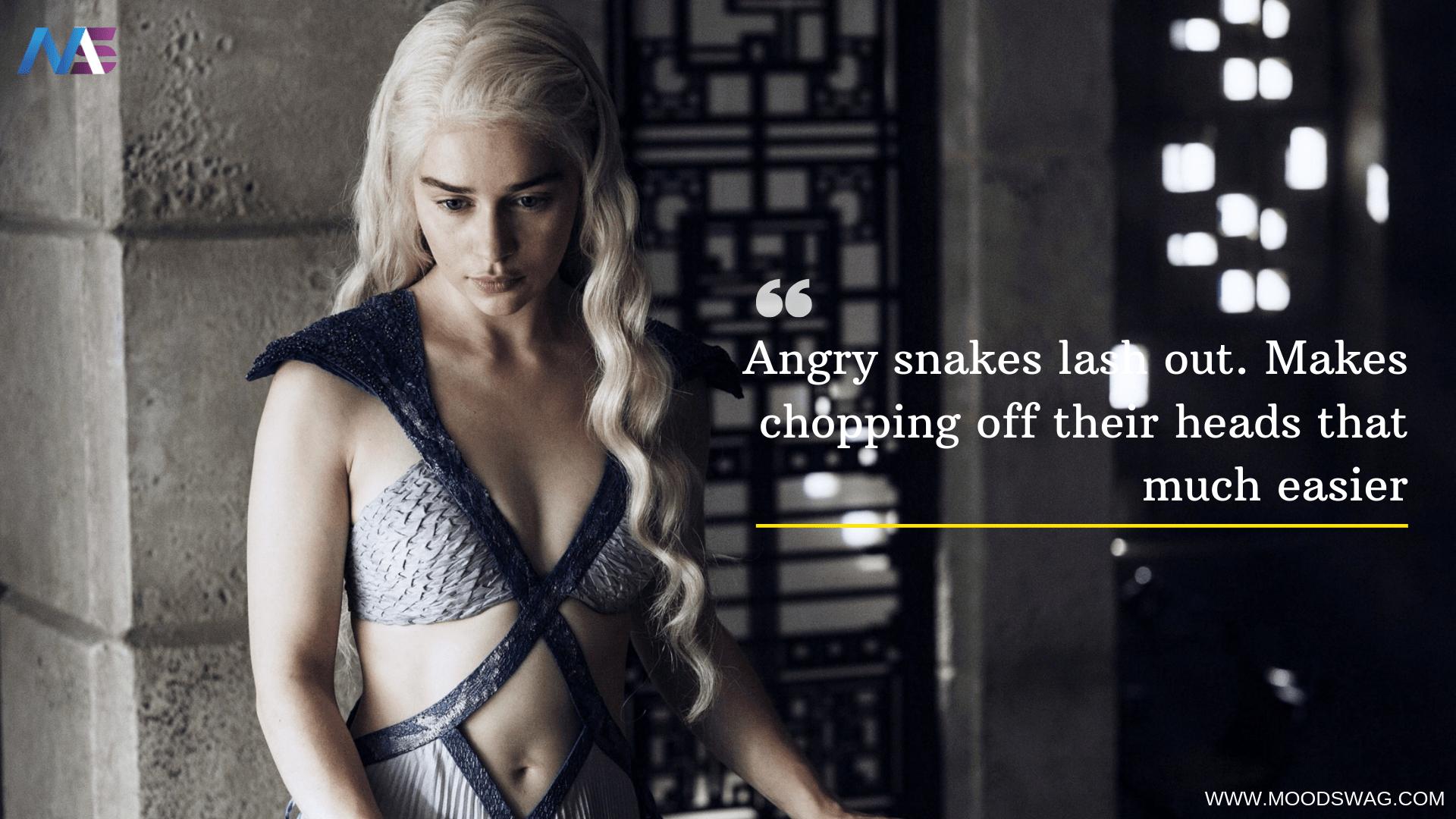 Daenerys Targaryen 3
