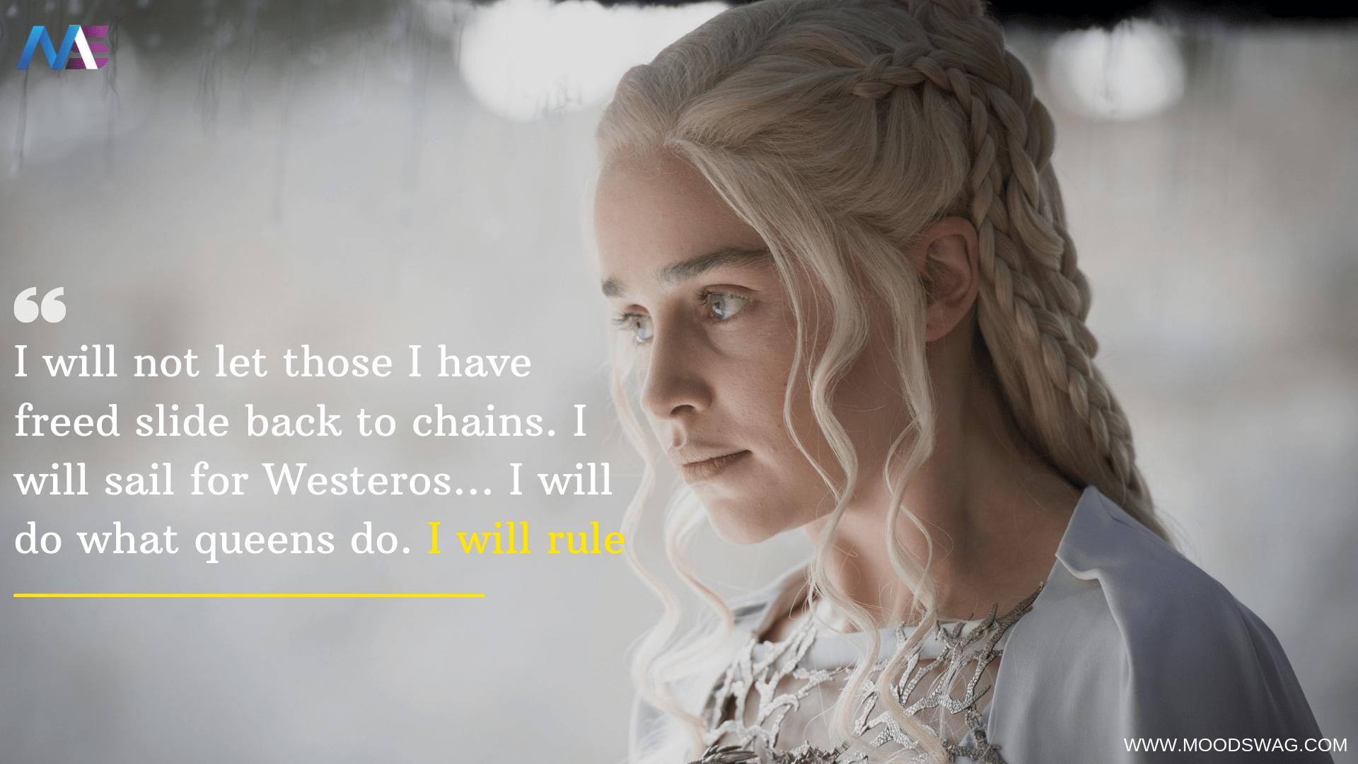 Daenerys Targaryen 5