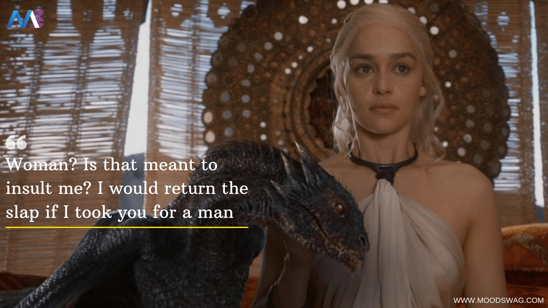 Daenerys Targaryen 7