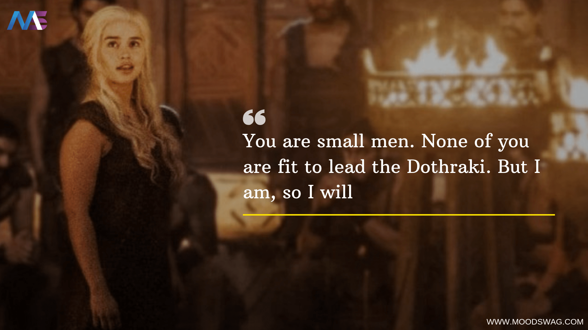Daenerys Targaryen quotes in season 6
