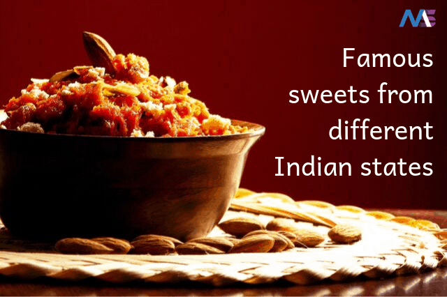 Famous sweets from different Indian states