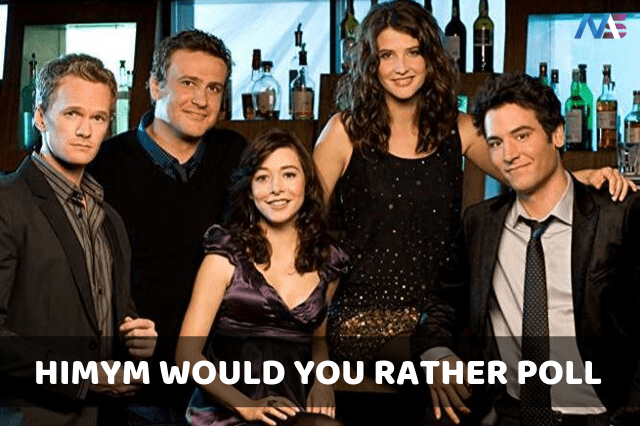 HIMYM would you rather quiz
