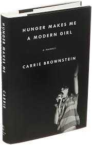 Hunger Makes Me a Modern Girl