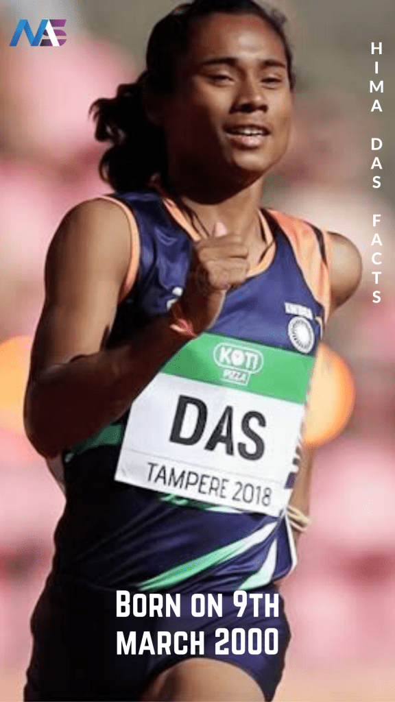 HIMA DAS FACTS 1