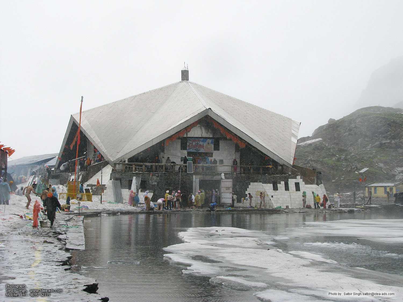 Hemkund Sahib, Uttarakhand