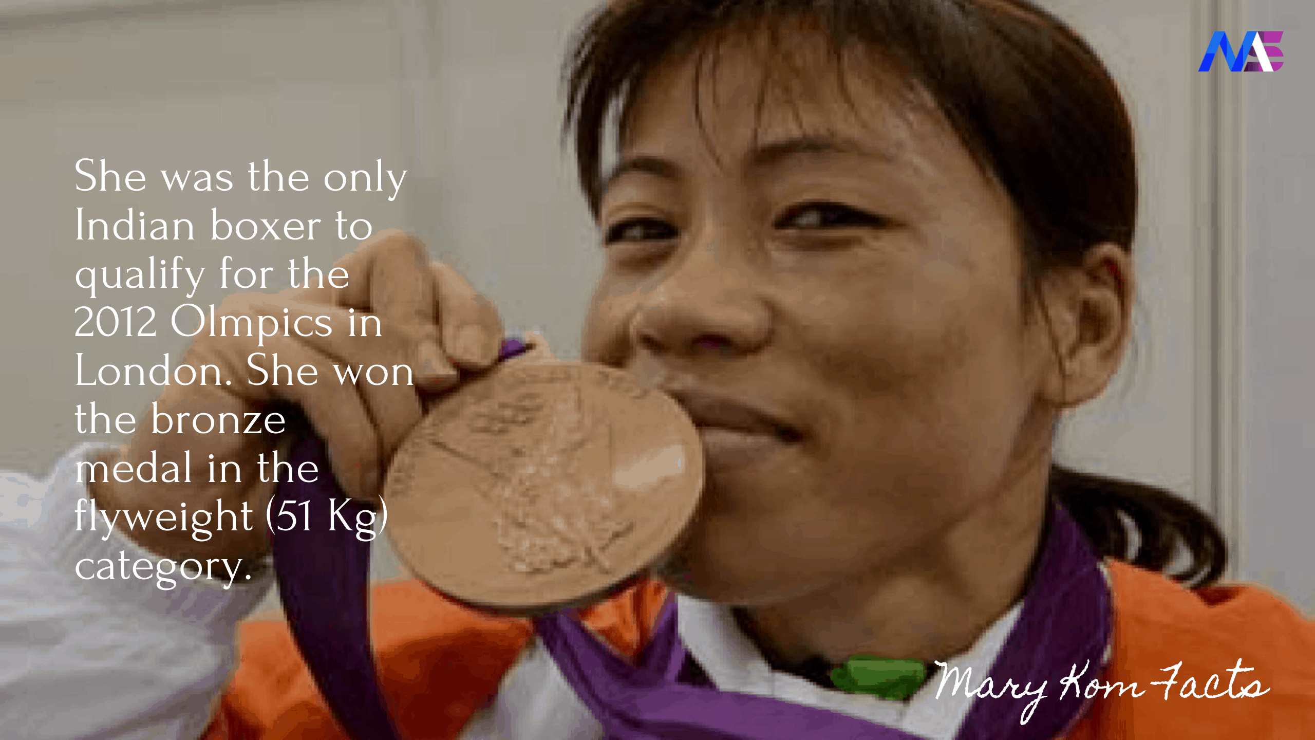 Mary Kom Facts 13