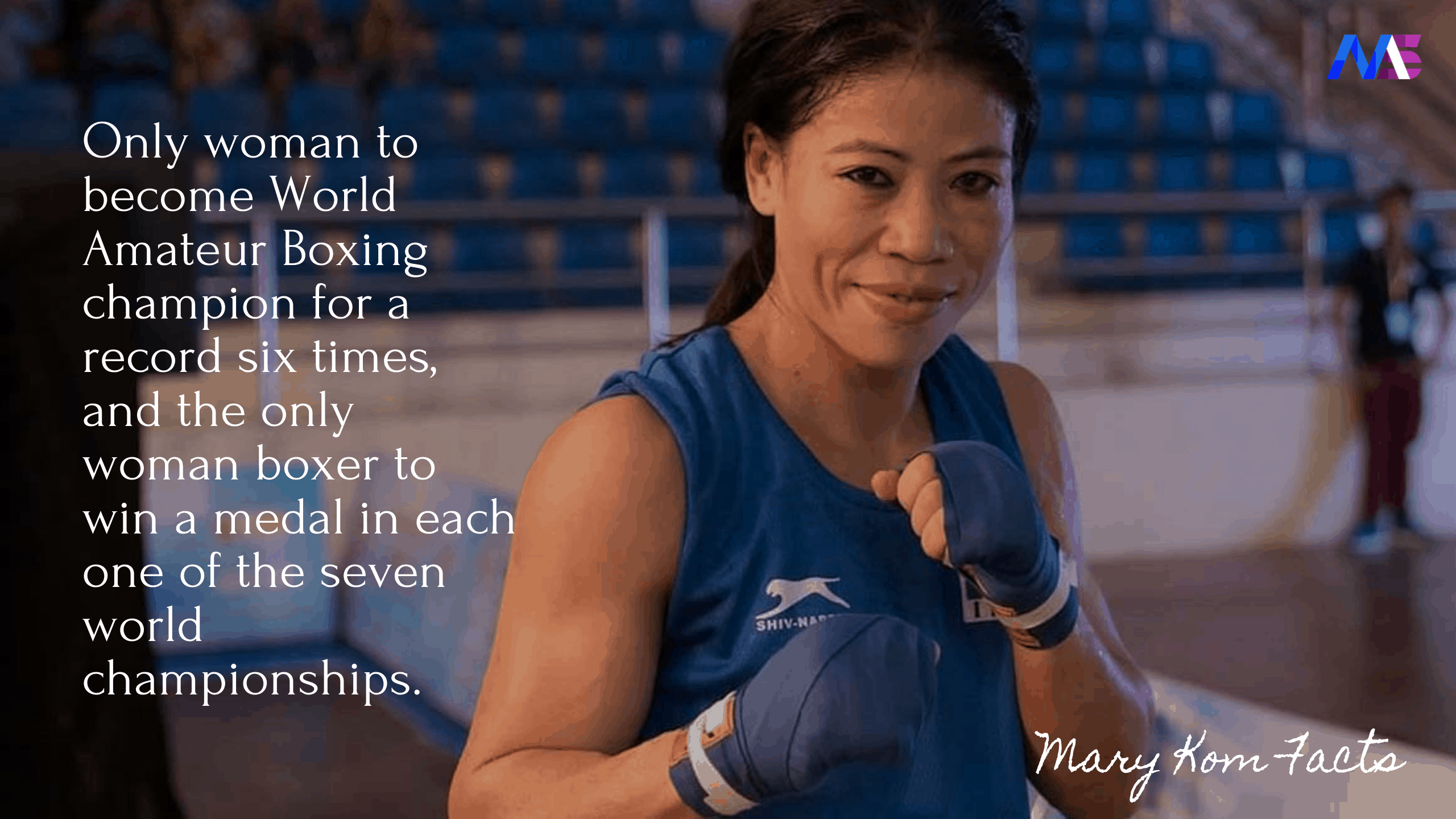 Mary Kom Facts 15