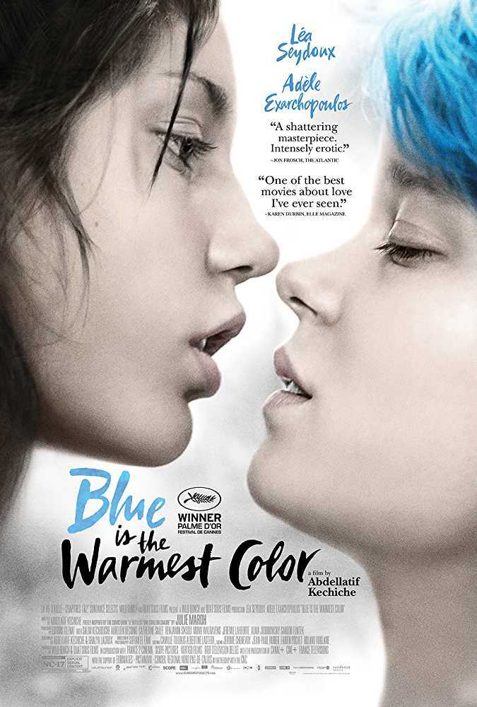 Blue is the Warmest Color - movies you should never watch with your parents
