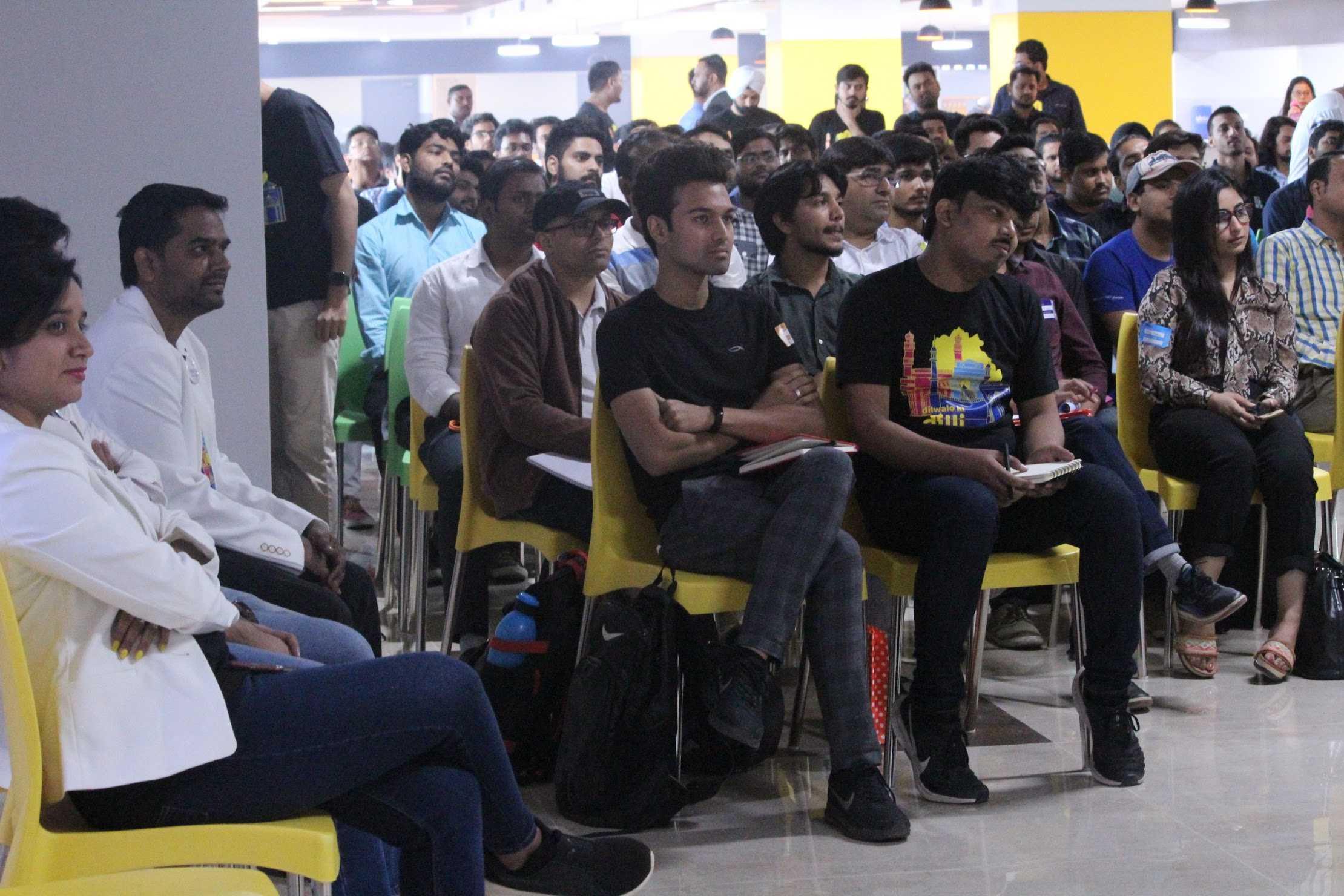 delhi dribbble meetup