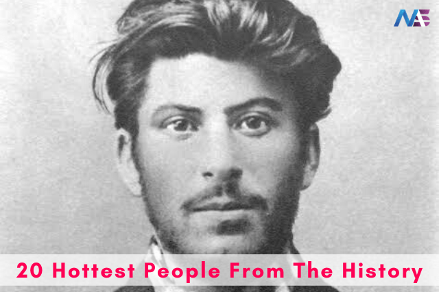 20 Hottest & Most Attractive People From History You Need To Check Out