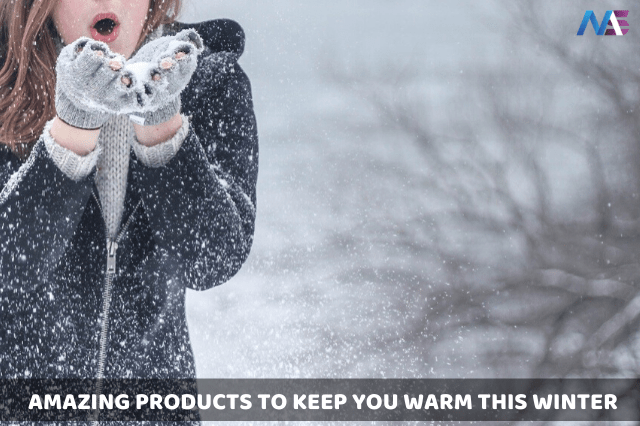 Amazon products to keep you warm this winter season