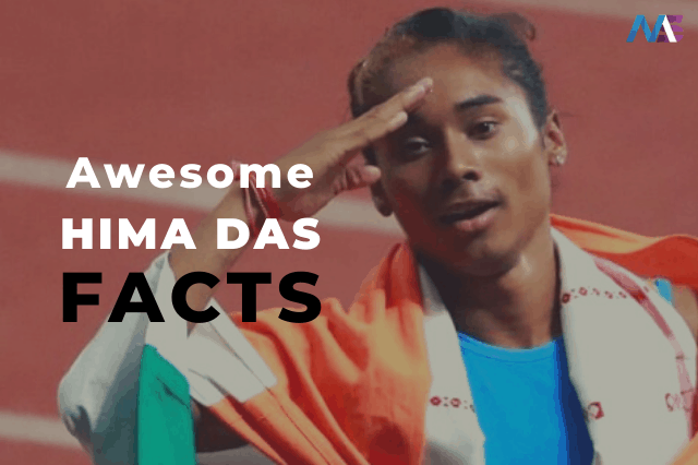 Inspiring and Awesome Hima Das Facts You Should Check Out