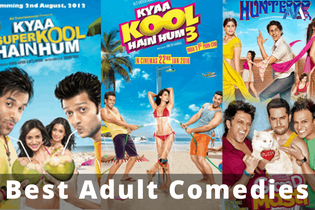 Best Adult Comedies Bollywood